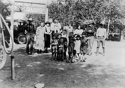 Lidy Family - 1926
