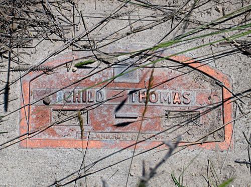 Thomas' Marker