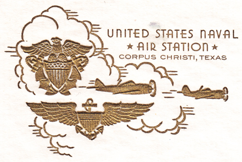 Naval Air Station Corpus Christi Logo